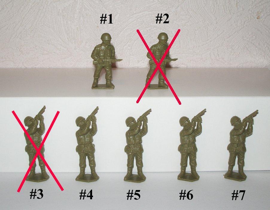 Как сделать солдатик своими руками 107